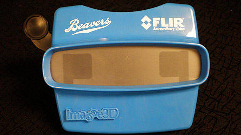 Beavers baseball and local military units highlight the View-Master giveaway.
